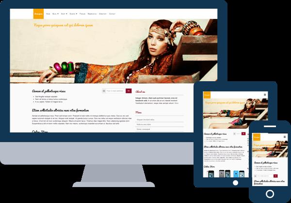 Crear una web responsive