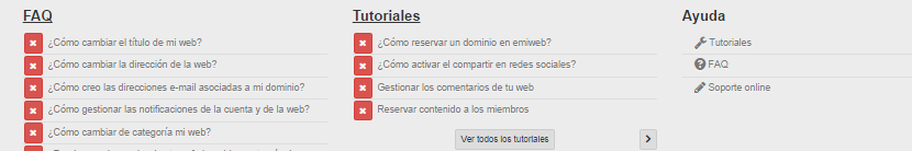 17 tutoriales manager