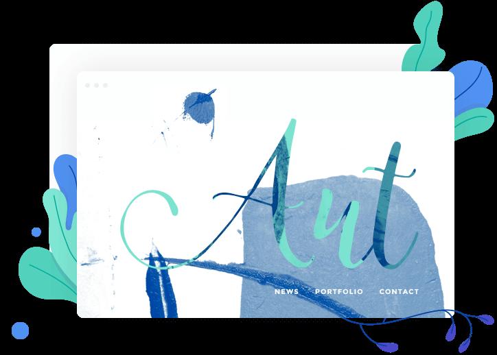 Crear una web con el editor de páginas