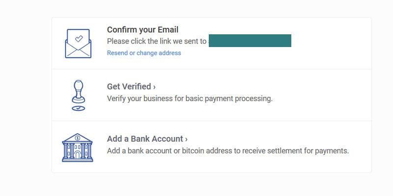 Bitpay procedimiento de verificacion