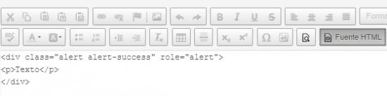 Columna html