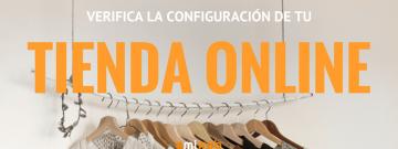 Configuracion de tu tienda onlie emiweb