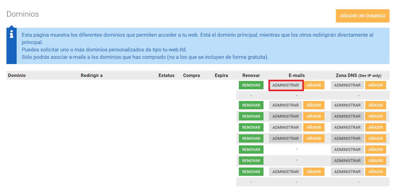 Dominio emiweb 1