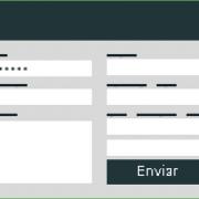El formulario de reserva y la visualizacion de la disponibilidad