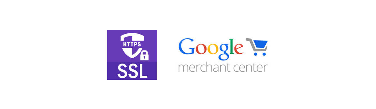 Google shopping ssl