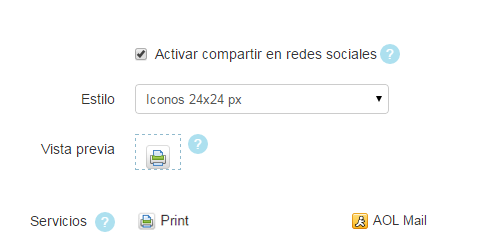 Icono imprimir