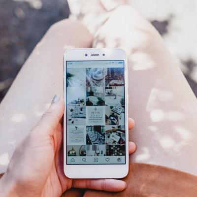 Instagram empresa