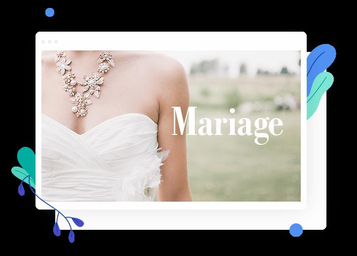 Crear la web de una boda
