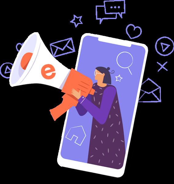 Crear una campaña SMS con emiweb