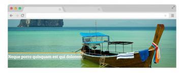 Plantilla turismo