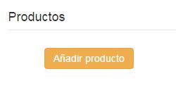 Productos menus