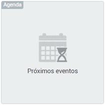 Prox eventos widget