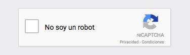 Recaptcha robot
