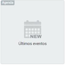 Ultimos eventos widget